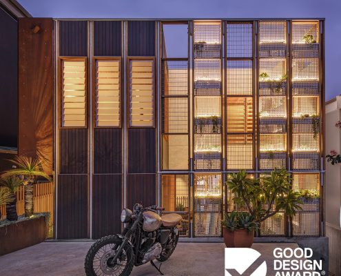 2018 Good Design Award Winner