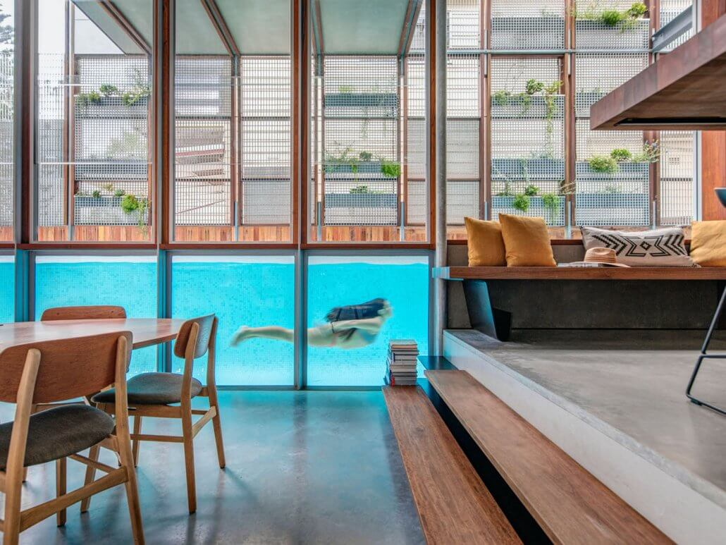 Living Screen House   Sustainable Sydney Architects   CplusC ...